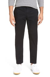 Men's Original Penguin 'P55' Straight Leg Stretch Pants True Black