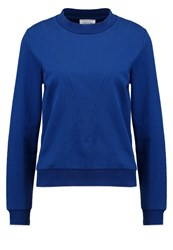 Wood Wood Maryann Sweatshirt Estate Blue