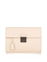 Dolce And Gabbana Dauphine Small Leather Document Holder