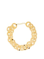 Lizzie Fortunato Mirage Gold Plated Necklace Gold