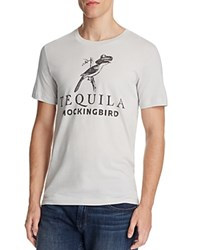 Kid Dangerous Tequila Mockingbird Graphic Tee Silver
