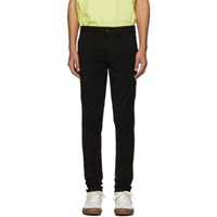Rag And Bone Black Fit 1 Trousers