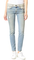 Rag And Bone The Dre Slim Fit Bf Jeans Reverse Armitage