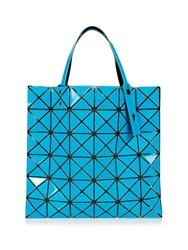 Issey Miyake Lucent 2 Tote Blue