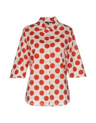 Denny Rose Shirts Red