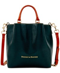 Dooney And Bourke Small Barlow Tote Black