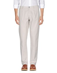 Barbati Trousers Casual Trousers Ivory