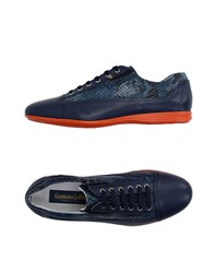 Gianfranco Lattanzi Footwear Low Tops And Trainers Men Dark Blue