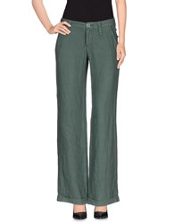 Transit Par Such Trousers Casual Trousers Women Green