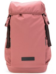 Adidas By Stella Mccartney Classic Backpack Pink And Purple