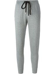 Markus Lupfer Tapered Track Pants Grey