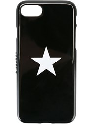 Givenchy Star Print Iphone 7 Case Black