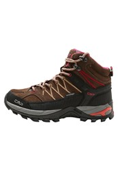 Cmp F.Lli Campagnolo Rigel Wp Walking Boots Multicolor Brown
