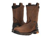 Ariat Intrepid Pull On H2o Rye Brown Men's Work Boots