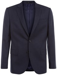 Jaeger Super 130S Wool Regular Fit Suit Jacket Navy
