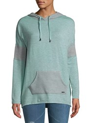 Marc New York Hooded Tunic Mint