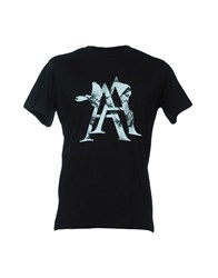 Tee Library T Shirts Black