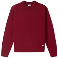 C.P. Company Merino Wool Crew Knit Red