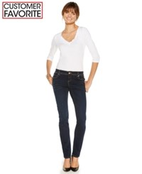 Inc International Concepts Skinny Curvy Fit Jeans Diva Wash