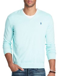 Polo Ralph Lauren Cotton And Cashmere Blend Sweater