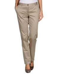 Dandg D And G Casual Pants Beige