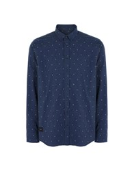 Makia Shirts Dark Blue