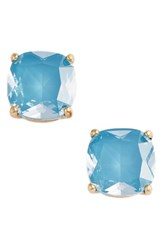 Kate Spade Women's New York Mini Stud Earrings Turquoise