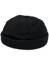 Junya Watanabe Relaxed Fit Hat Black