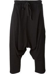 Alchemy Baggy Trousers Black