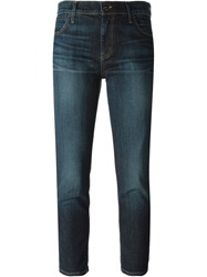 Koral Stone Washed Jeans Blue