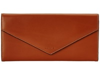 Lodis Audrey Alix Trifold Toffee Chocolate Wallet Handbags Tan