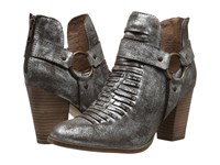 Seychelles Impossible Pewter Metallic Women's Boots