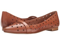 Corso Como Gabby Cognac Women's Slip On Dress Shoes Tan