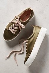 Anthropologie J Slides Amber Sneakers Khaki