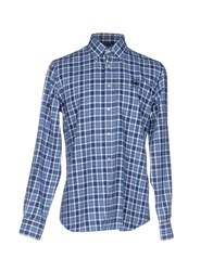 Beverly Hills Polo Club Shirts Shirts Blue
