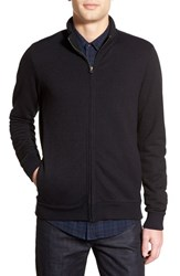 Men's Velvet By Graham And Spencer 'Daltry' Zip Front Cardigan