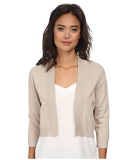 Rsvp Bre Shrug Taupe Women's Sweater