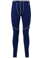 Perfect Moment Navy Thermal Ski Trousers