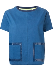 Levi's Made And Crafted Front Square Pocket T Shirt
