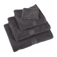 Ralph Lauren Home Avenue Towel Graphite Grey