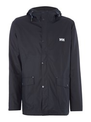 Helly Hansen Lerwick Rain Waterproof Mac Navy