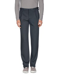 Emporio Armani Trousers Casual Trousers Men Black