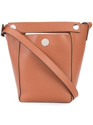 3.1 Phillip Lim Dolly Small Bucket Bag Nude Neutrals