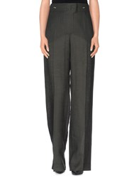 Escada Sport Trousers Casual Trousers Women Military Green