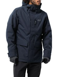 Jack Wolfskin West Coast 'S Jacket Blue