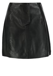 Selected Femme Sfharmonia Mini Skirt Black