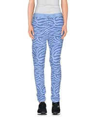 Zoe Karssen Trousers Casual Trousers Women Sky Blue