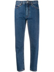 A.P.C. High Rise Straight Jeans 60