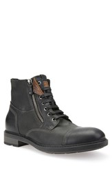 Geox Men's 'Rick Move Mid' Cap Toe Boot