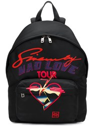 Givenchy Mad Love Tour Backpack Black